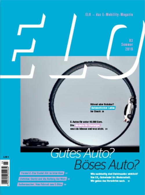 Magazin Cover ELO #3
