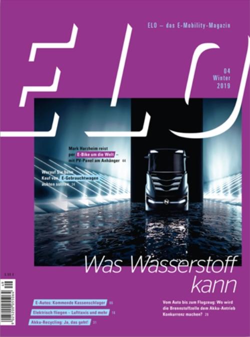 Magazin Cover ELO #4
