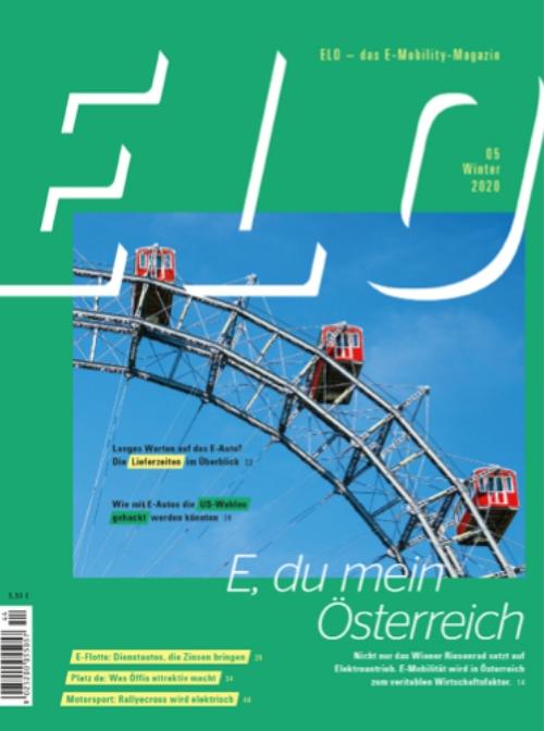 Magazin Cover ELO #5
