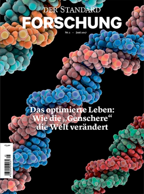 Magazin Cover Forschung #1