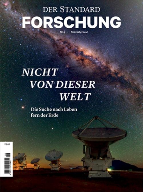 Magazin Cover Forschung #3