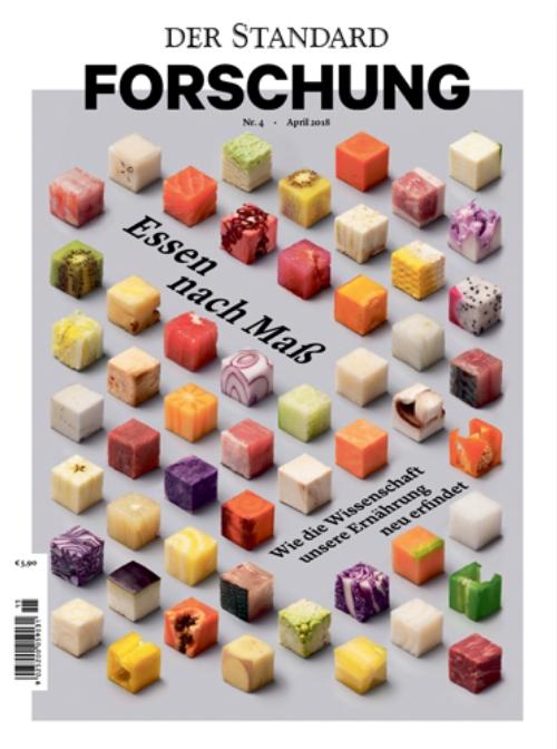 Magazin Cover Forschung #4
