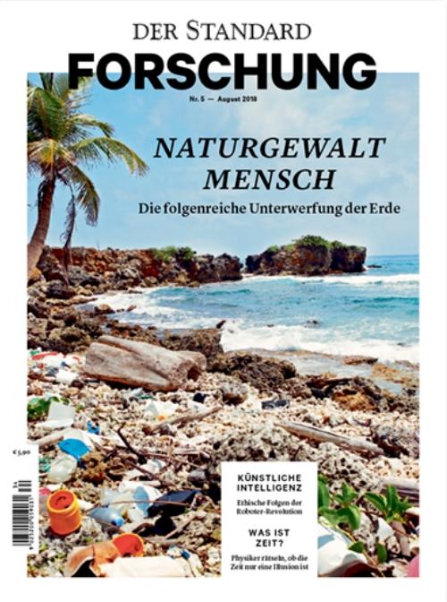 Magazin Cover Forschung #5