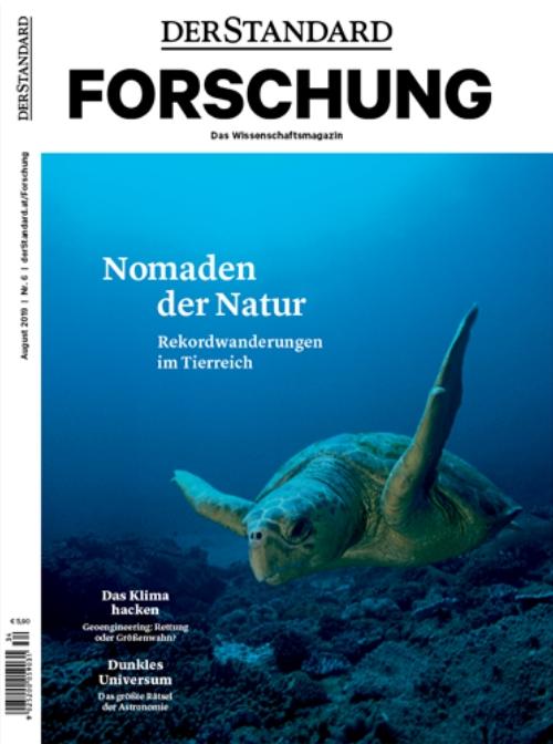 Magazin Cover Forschung #6