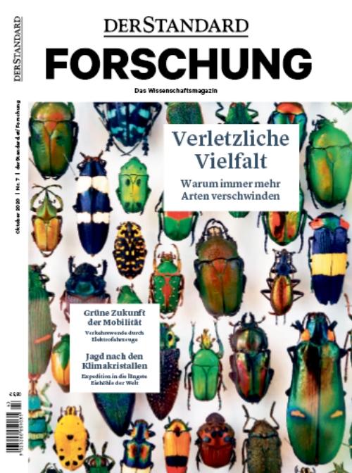 Magazin Cover Forschung #7