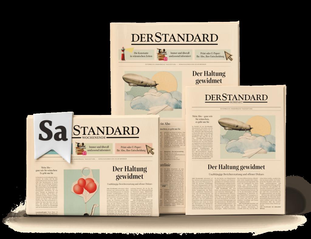 DER STANDARD Printabos